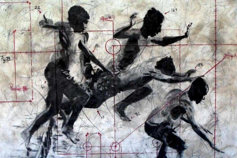 Riaan van Zyl : Jump