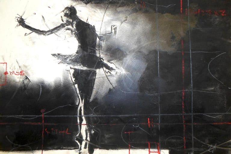 Riaan van Zyl : Dancer VI
