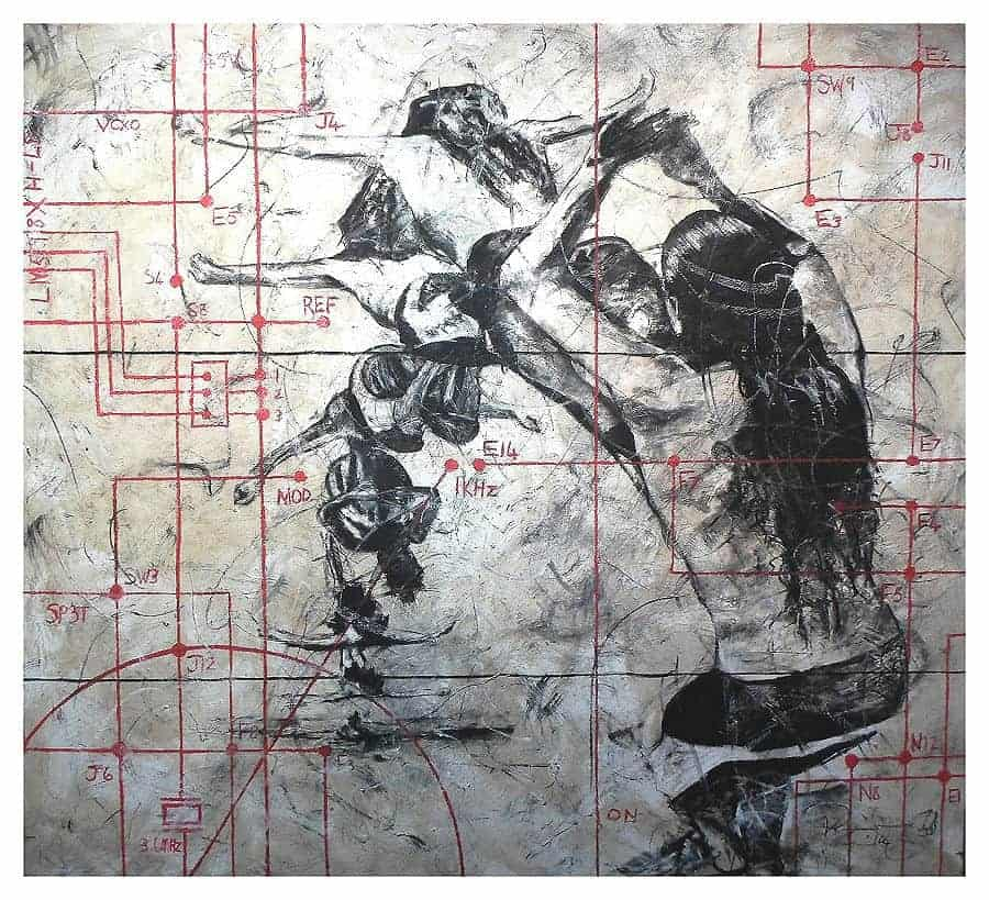 Riaan van Zyl Art Gallery – Riaan van Zyl Fine Artist