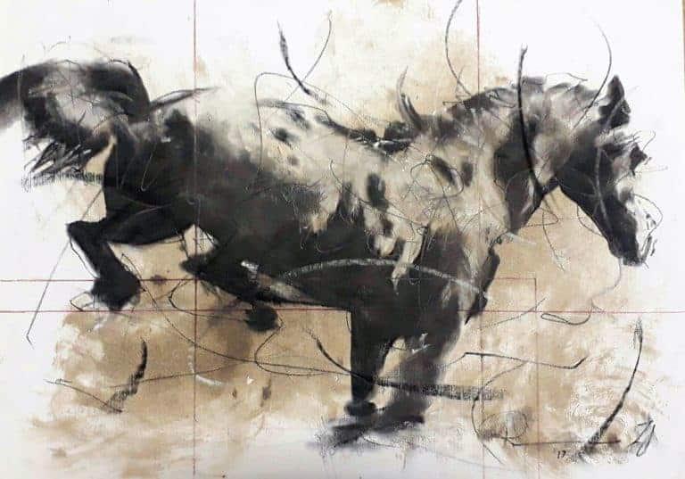 Riaan van Zyl : Black kick