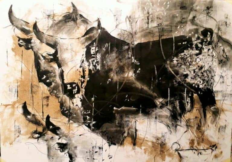 Riaan van Zyl : Nguni Bull