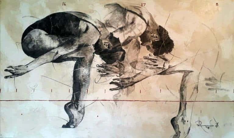 Riaan van Zyl : Dance IV