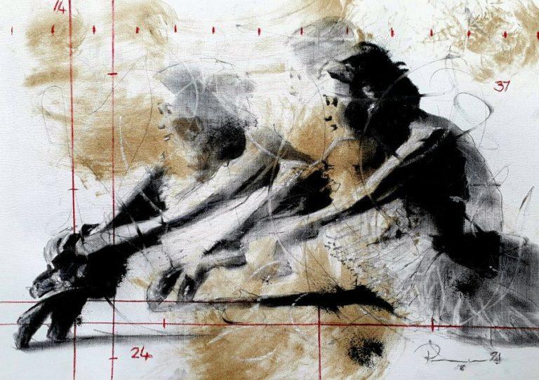 Riaan van Zyl : Dance III
