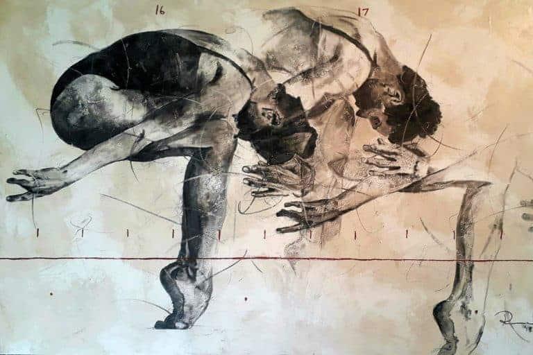 Riaan van Zyl : Dancer V