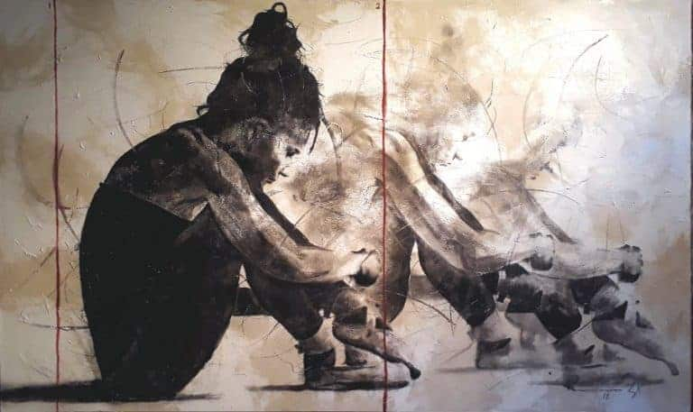 Riaan van Zyl : silencio 1